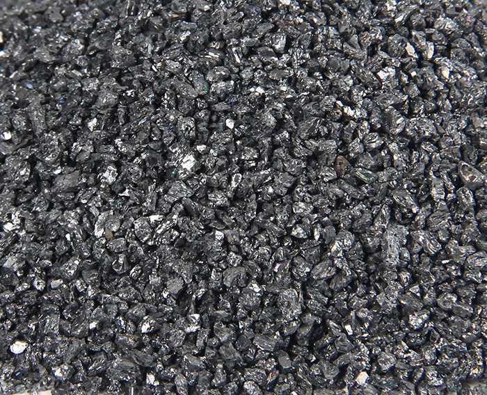 SiC97% (90%,92%,95% available) ## Particle size:##0-1mm/1-3mm/3-5mm/100M